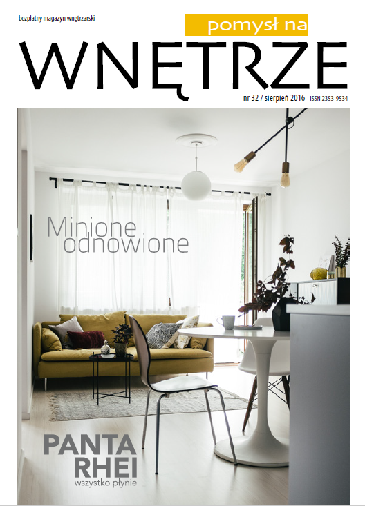 Magazyn Pomysł Na Wnętrze